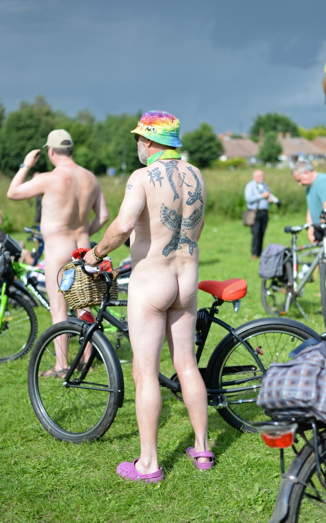 York World Nake Bike Ride10