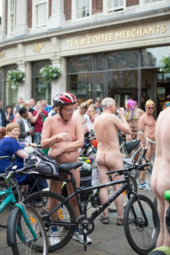 York World Nake Bike Ride22